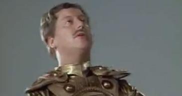 Richard Dreyfuss (impersonation) as C-3PO